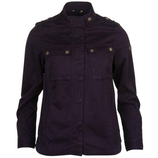 Barbour Womens Black Tachometer Casual Jacket