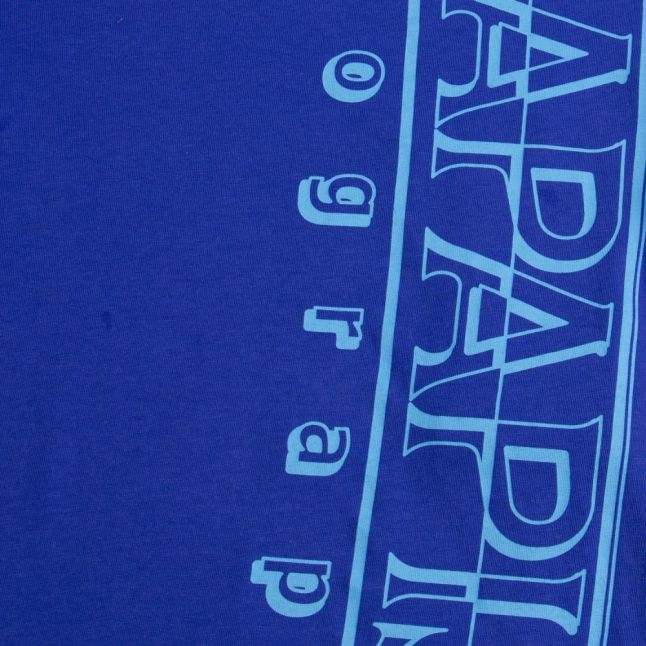 Boys Ultramarine Seri S/s T Shirt