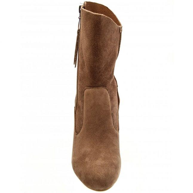 Womens Caramel Athena Boots