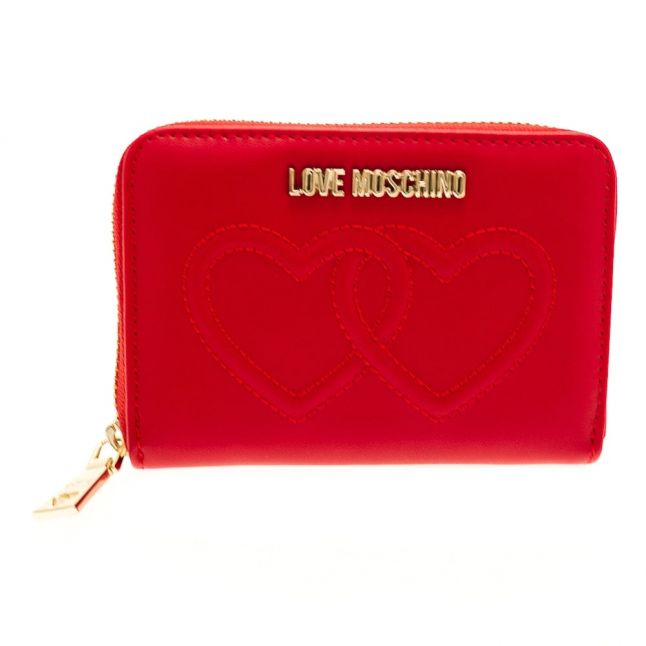 Womens Red Small Purse