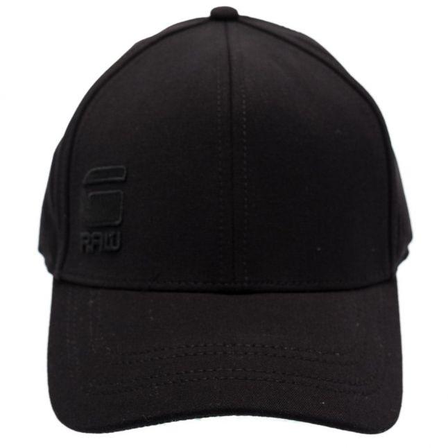 Mens Black Originals Snapback Cap