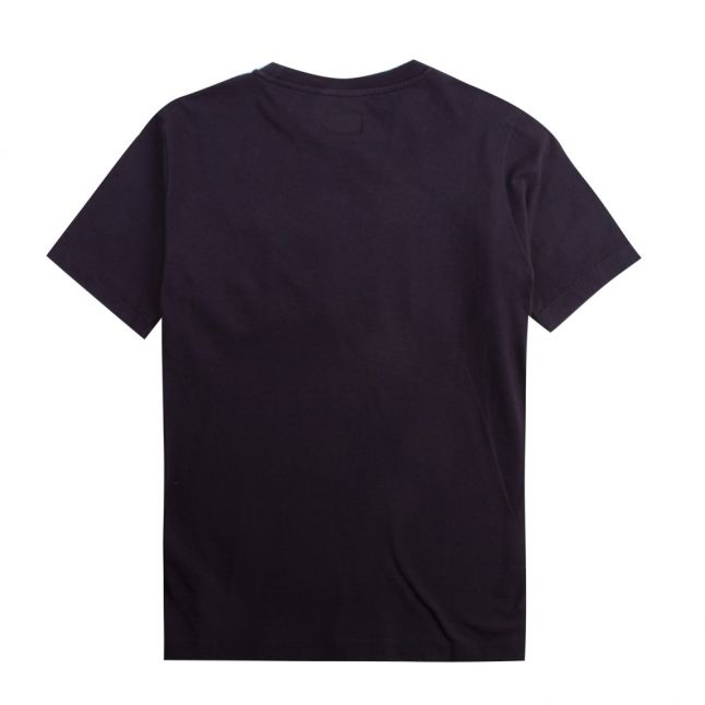 Boys Total Eclipse Logo Stripe S/s T Shirt