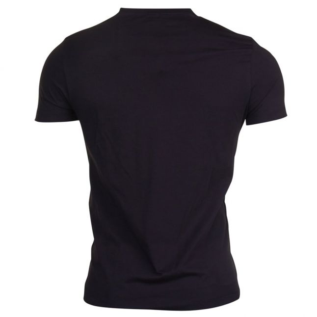Casual Mens Black Tommi UK S/s T Shirt