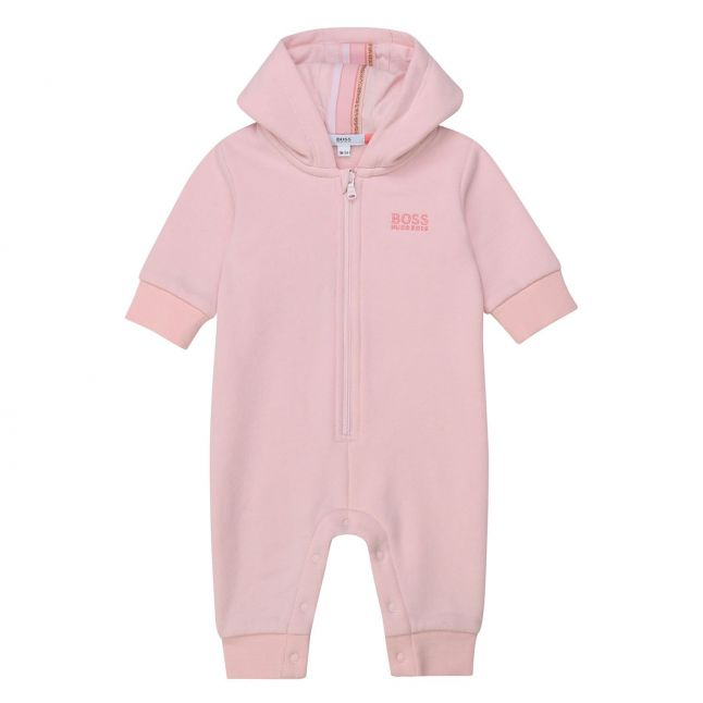 BOSS Baby Pale Pink Soft Sweater All In One