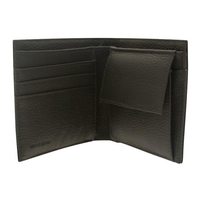 Mens Black Bifold Wallet