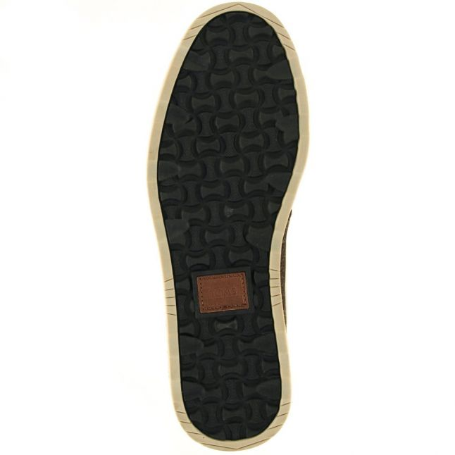 Mens Dark Earth Chukka Boots