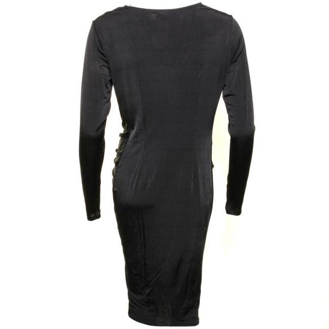 Womens Black Aurora Dress