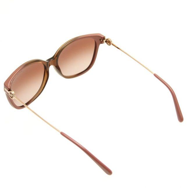 Womens Brown & Rio Coral Ombre Marrakesh Sunglasses