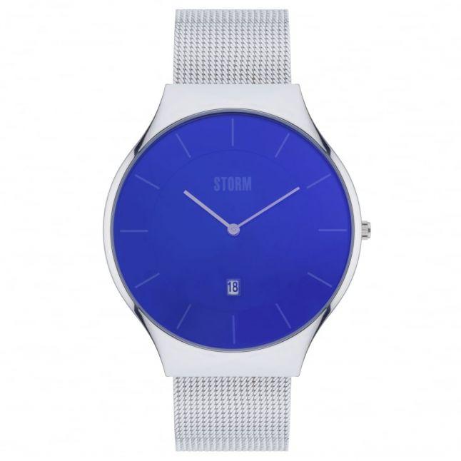 Mens Lazer Blue Dial Reese XL Watch