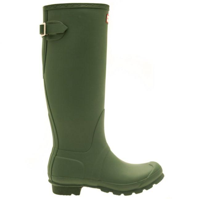 Womens Green Original Back Adjustable Wellington Boots