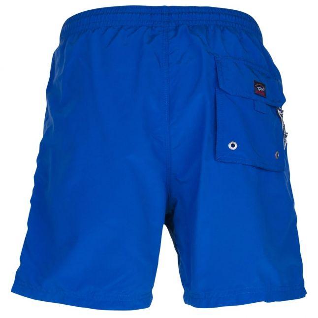 Paul & Shark Mens Blue Swim Shorts