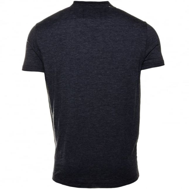 Mens Sartho Blue Dromec S/s Tee Shirt