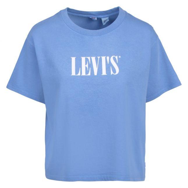 Womens Marina Graphic Varisty 90s S/s T Shirt