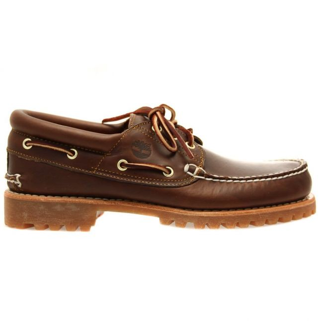 Mens Brown Earthkeepers® Classic Boat Shoes