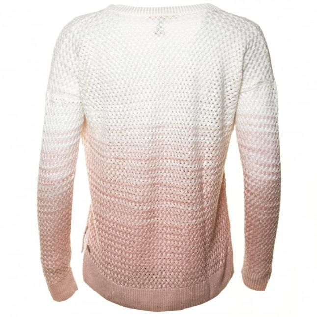 Boss Orange Womens Bright Pink Wirola Knitted Top
