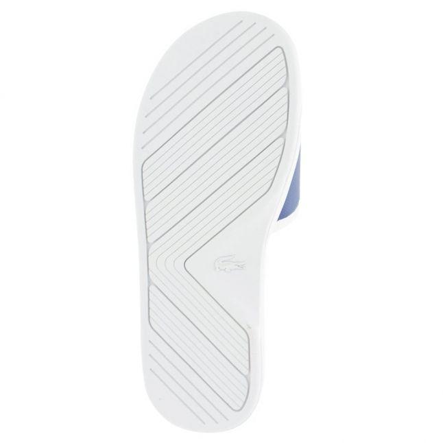 Mens Dark Blue L.30 Slider Sandals