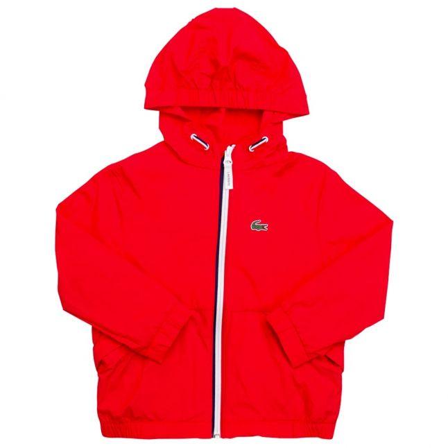 Boys Zbg Grenadine Branded Jacket