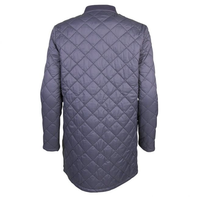Heritage Womens Grey Summer Border Quilted Jacket
