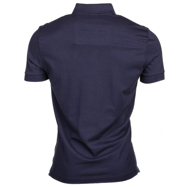 Green Mens Dark Blue C- Firenze S/s Polo Shirt