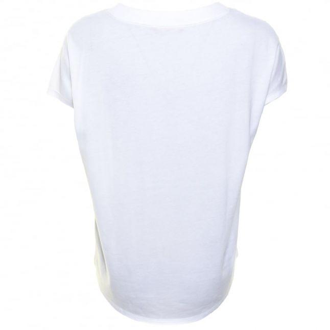 Womens White Tasmashi S/s Tee Shirt