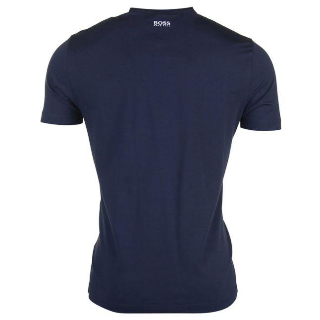 Mens Navy Tee US S/s Tee Shirt