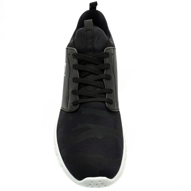 Mens Camo New Racer Trainers