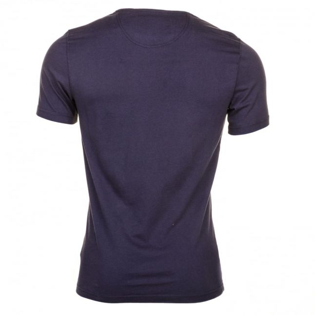 Steve McQueen™ Collection Mens New Navy Apex S/s Tee Shirt