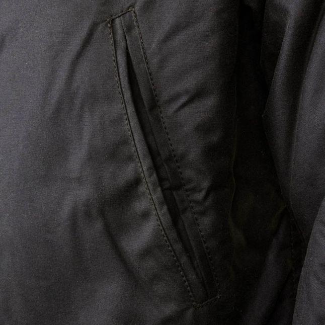 Heritage Mens Sage Reelin Waxed Jacket