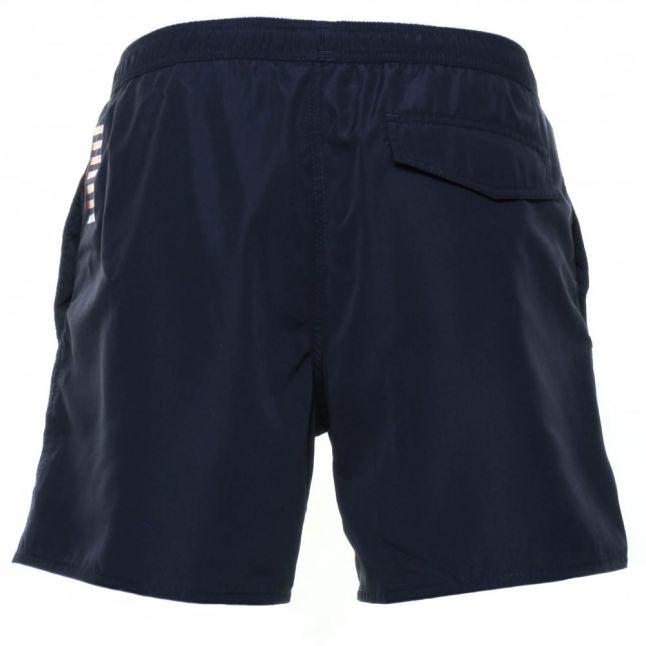 Mens Navy Sea World Core Swim Shorts