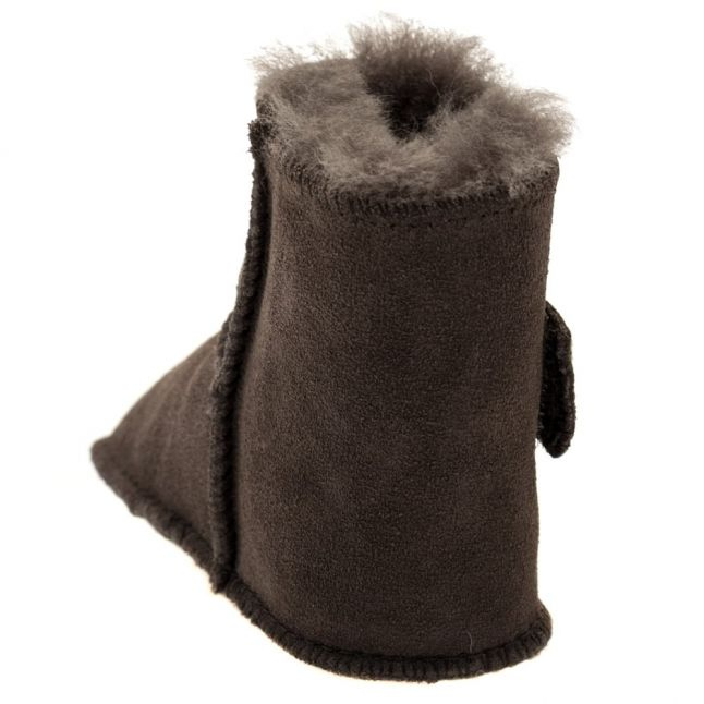 Infant Charcoal Erin Boots (XS-M)