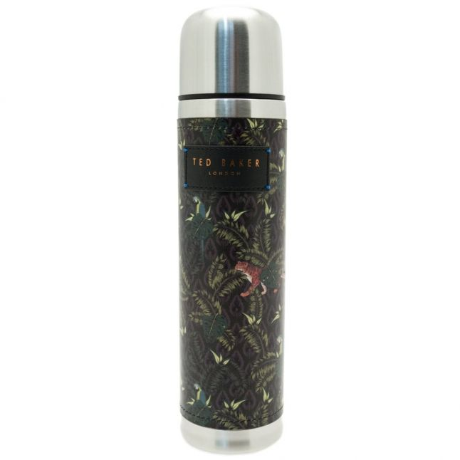Jungle Stainless Steel Flask