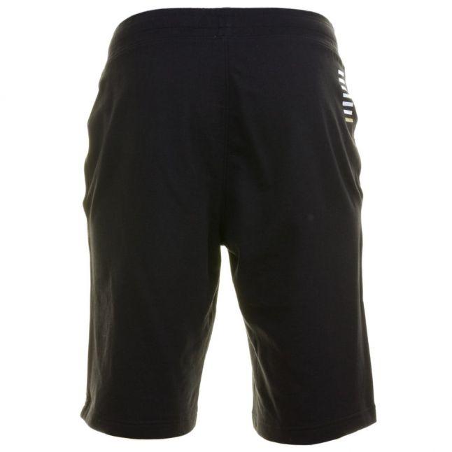 Mens Black Training Core Identity Sweat Shorts