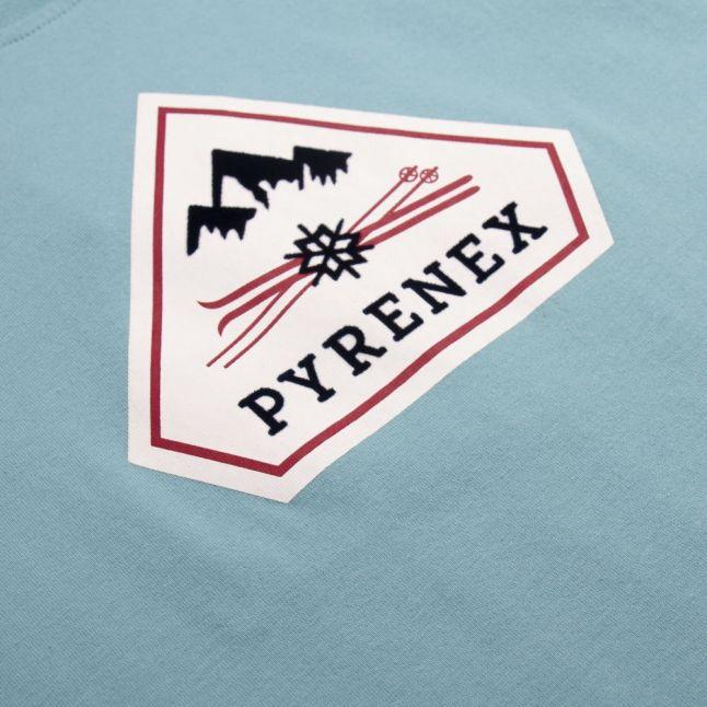 Kids Blue Torrent Karel Logo S/s T Shirt