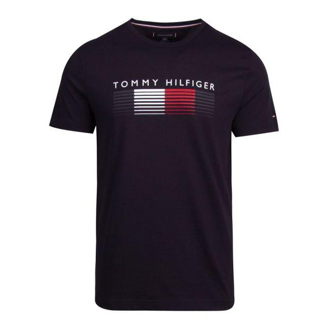 Mens Desert Sky Fade Graphic Corp S/s T Shirt