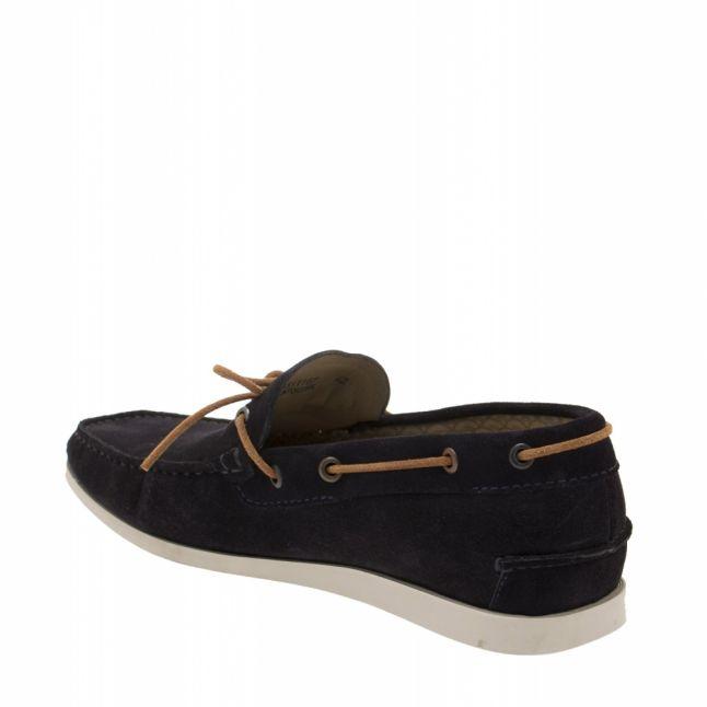 Mens Blue Newlan Shoes