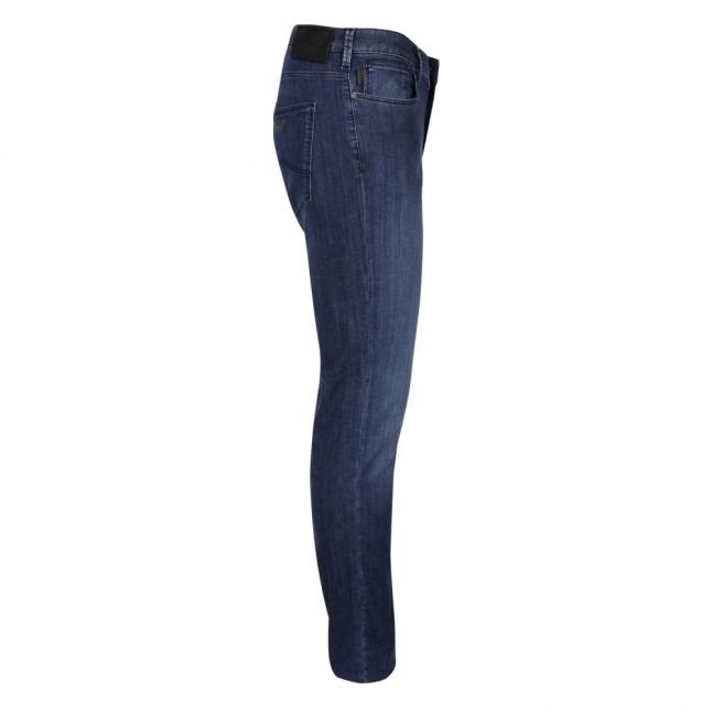 Mens Blue J06 Slim Fit Jeans