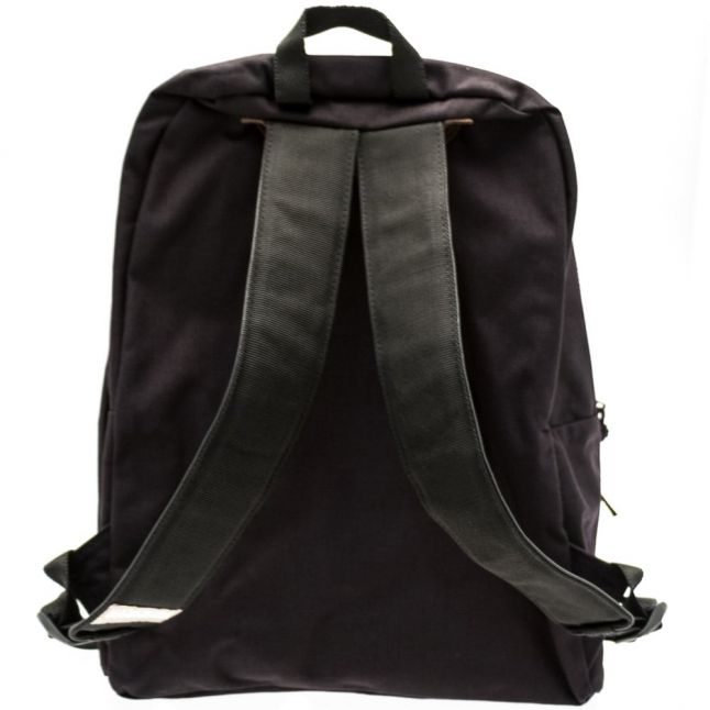 Mens Black Voyage Backpack