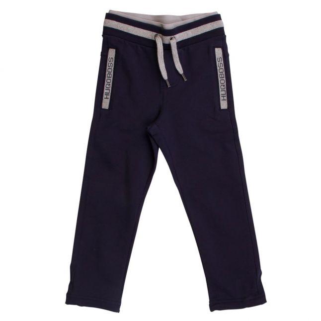 Boss Boys Navy Sweat Pants