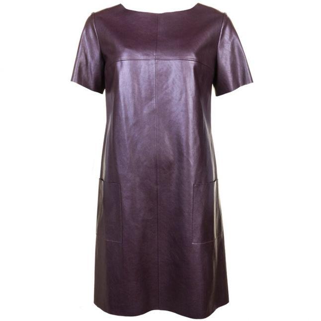 Womens Dark Red Apelilly Dress