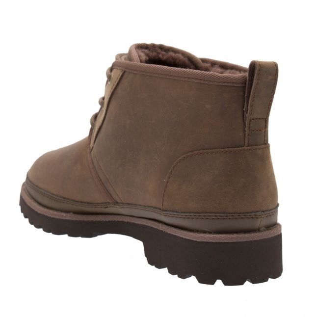 Mens Grizzly Neuland Waterproof Chukka Boots