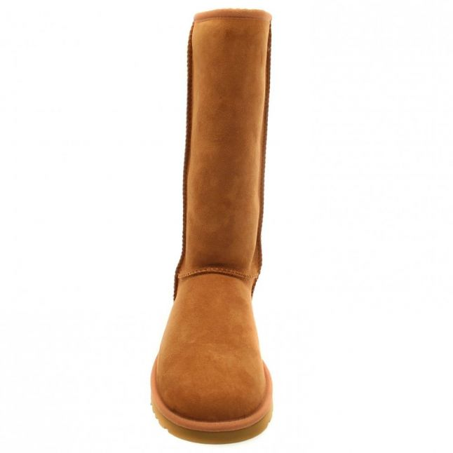 Womens Chestnut Classic Tall Boots