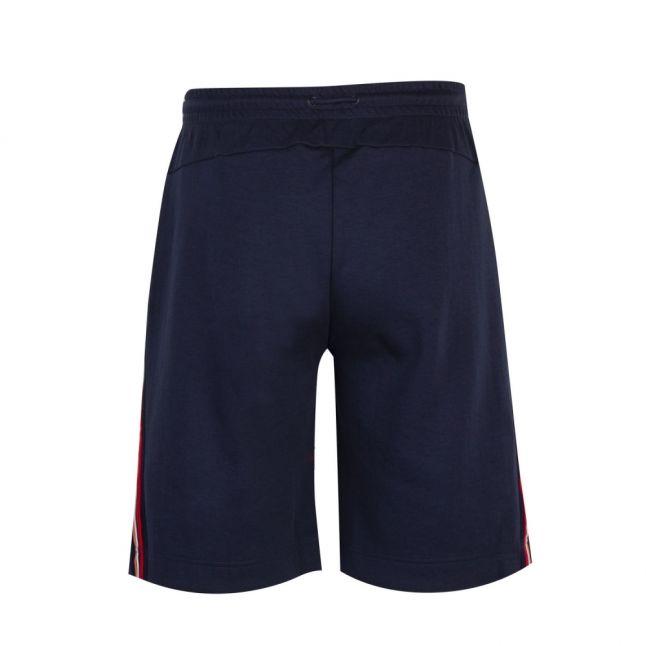 Athleisure Mens Navy Headlo 1 Stripe Sweat Shorts