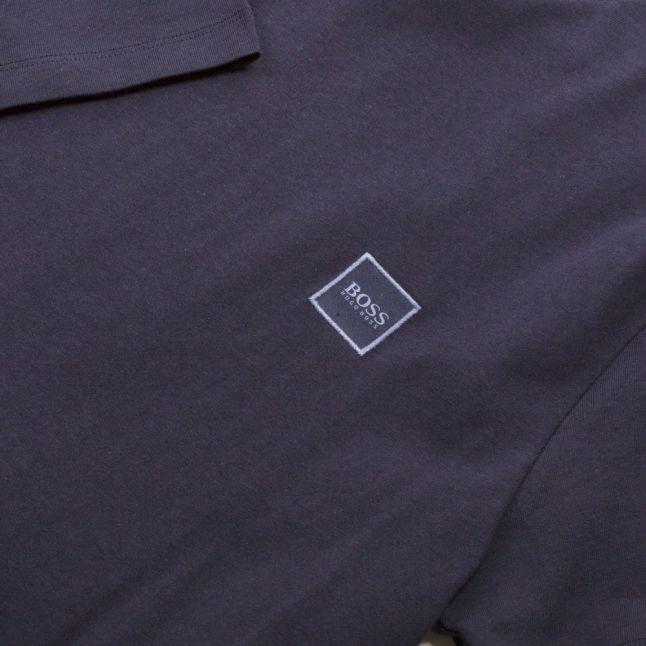 Casual Mens Dark Blue Tales S/s T Shirt
