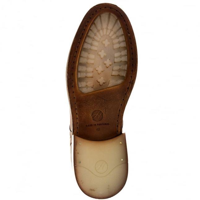 H By Hudson Mens Tan Palmer Boots