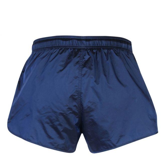 Mens Bright Blue Samoa Short Swim Shorts