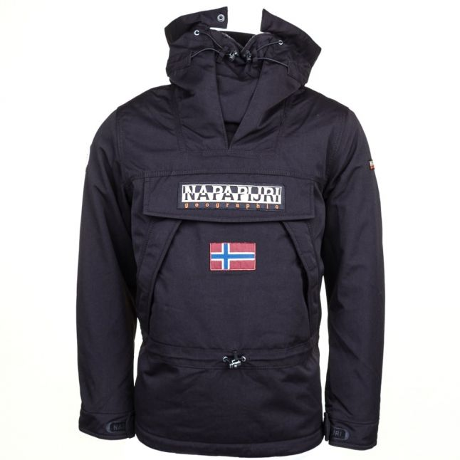 Mens Black Skidoo Jacket