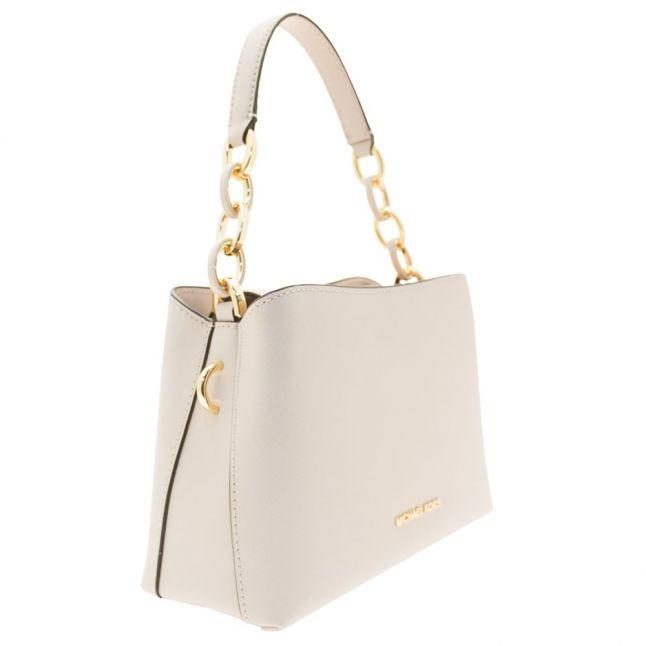 Womens Soft Pink Portia Small Shoulder Bag