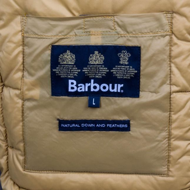 Heritage Mens Sage Whithorn Quilted Jacket