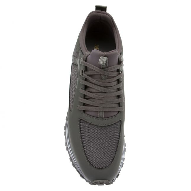 Mallet Mens Gas Camo Charcoal Diver 2.0 Trainers