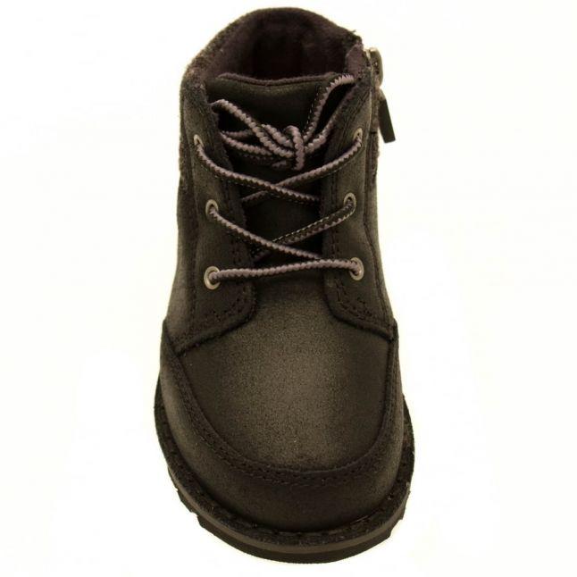 Toddler Black Orin Wool Boots (5-11)